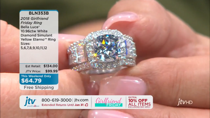 Jewelry Television Live Stream 5-2-31 screenshot