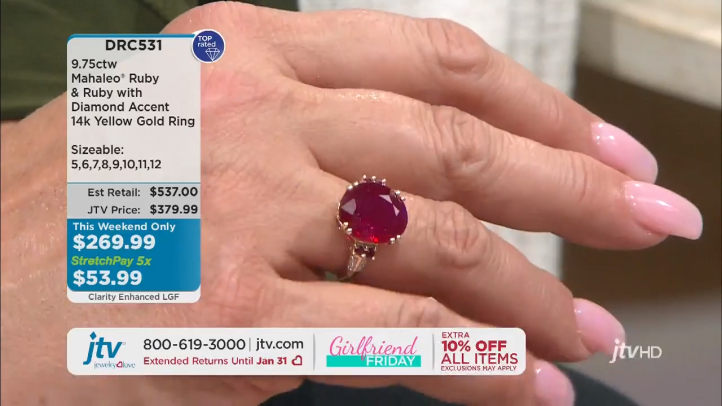 Jewelry Television Live Stream 5-29-0 screenshot