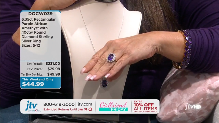 Jewelry Television Live Stream 6-26-49 screenshot