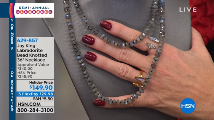 HSN _ Jewelry Clearance 12.24.2018 - 01 PM 41-58 screenshot