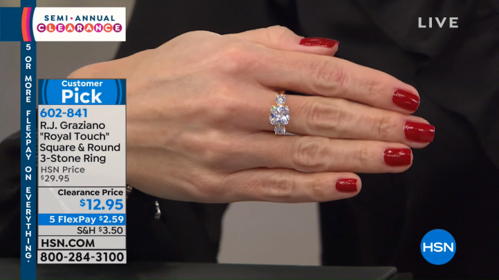 HSN _ Jewelry Clearance 12.24.2018 - 07 AM 44-7 screenshot