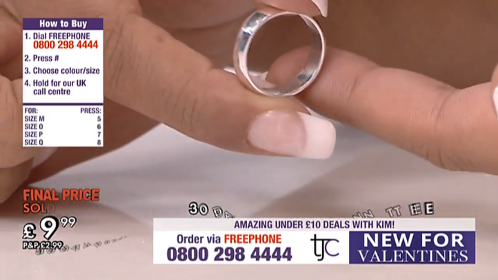 tjc live - explore jewellery, beauty, lifestyle, fashion products & gift ideas, online in uk europe 12-24-25 screenshot