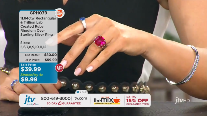 Jewelry Television Live Stream 13-21-57 screenshot